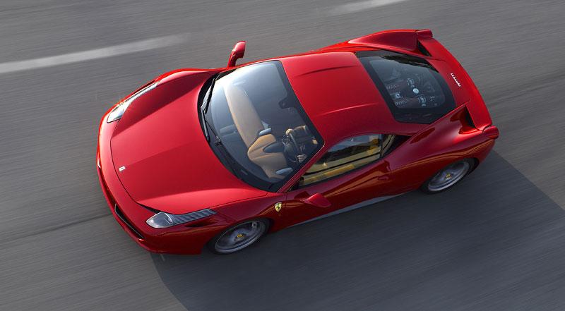 Frankfurt 2009 živě: Ferrari 458 Italia – první dojmy: - fotka 38