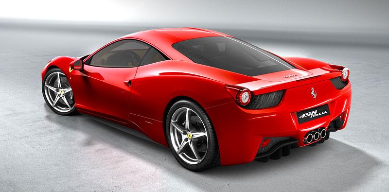 Stáhněte si vyzváněcí tóny vytvořené Ferrari 458 Italia: - fotka 4