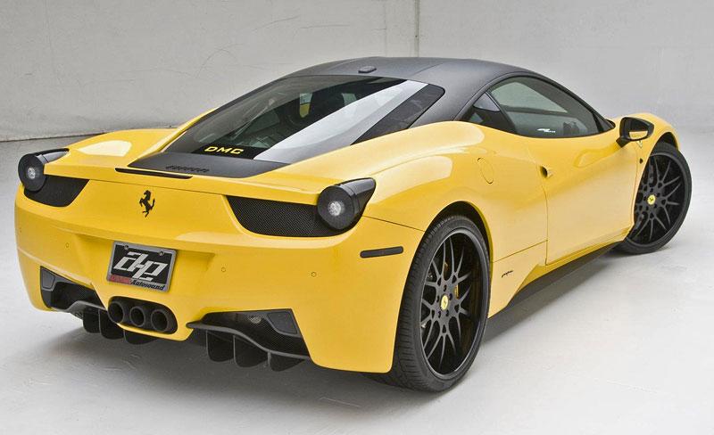 SEMA 2011: Ferrari 458 Italia Milano od DMC: - fotka 6