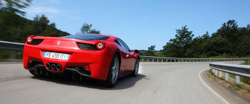 Frankfurt 2009 živě: Ferrari 458 Italia – první dojmy: - fotka 41