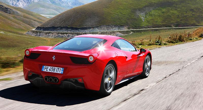 Frankfurt 2009 živě: Ferrari 458 Italia – první dojmy: - fotka 42