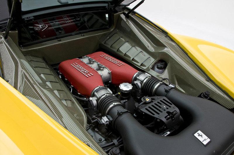 SEMA 2011: Ferrari 458 Italia Milano od DMC: - fotka 11