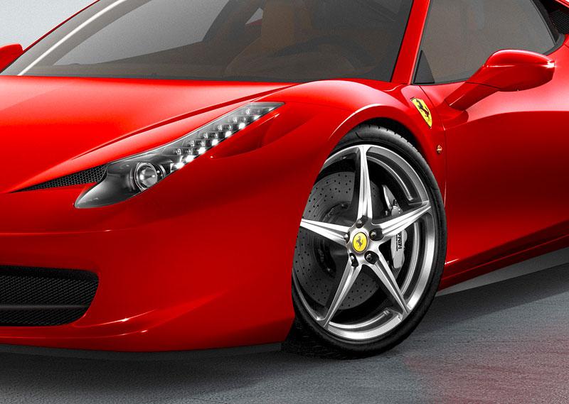 Frankfurt 2009 živě: Ferrari 458 Italia – první dojmy: - fotka 43