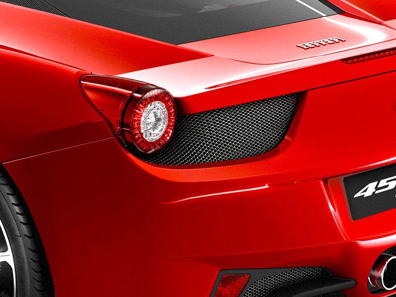 Stáhněte si vyzváněcí tóny vytvořené Ferrari 458 Italia: - fotka 7