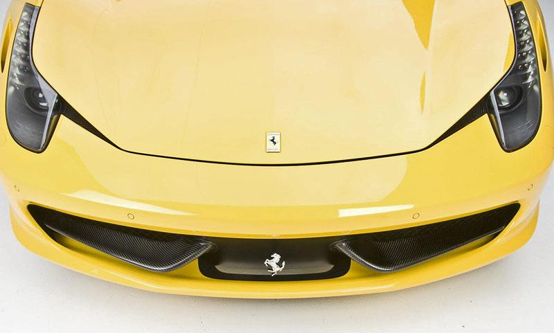SEMA 2011: Ferrari 458 Italia Milano od DMC: - fotka 14
