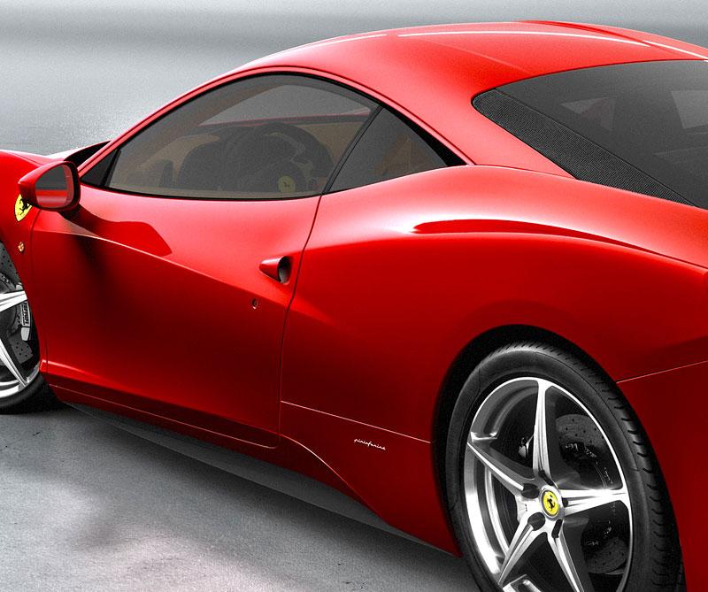 Frankfurt 2009 živě: Ferrari 458 Italia – první dojmy: - fotka 46