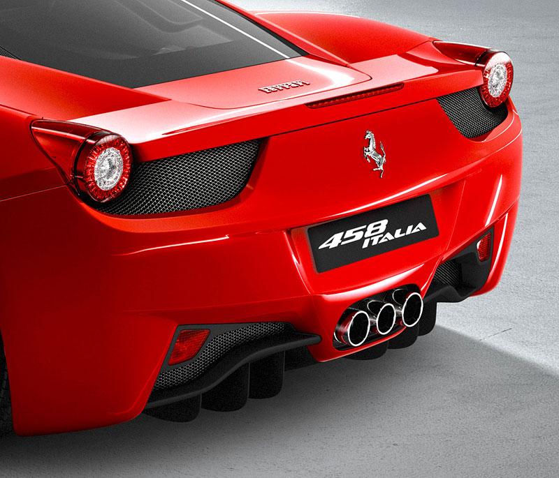 Frankfurt 2009 živě: Ferrari 458 Italia – první dojmy: - fotka 47