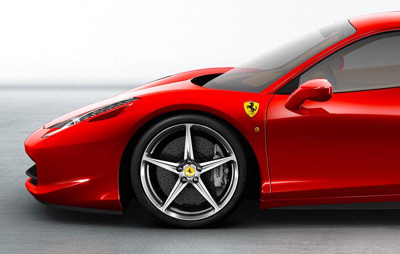 Frankfurt 2009 živě: Ferrari 458 Italia – první dojmy: - fotka 48