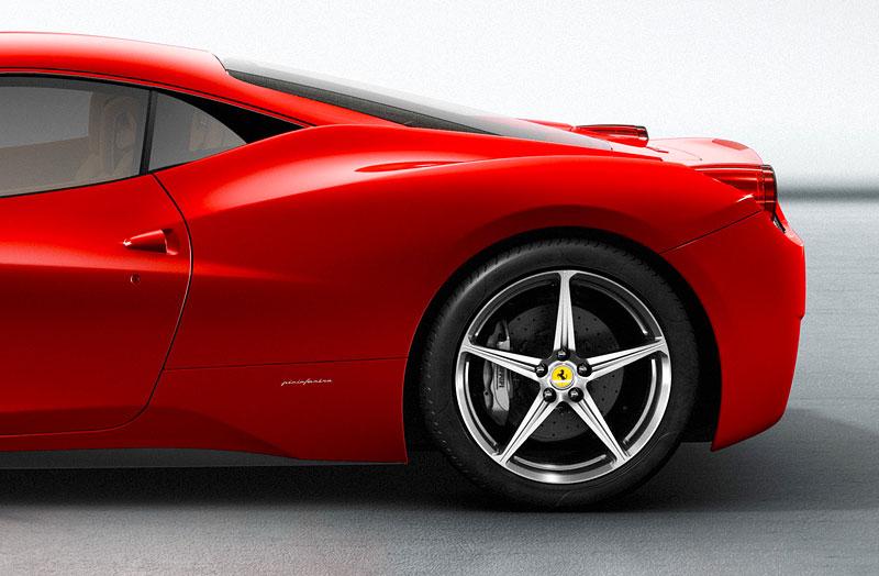 Frankfurt 2009 živě: Ferrari 458 Italia – první dojmy: - fotka 49