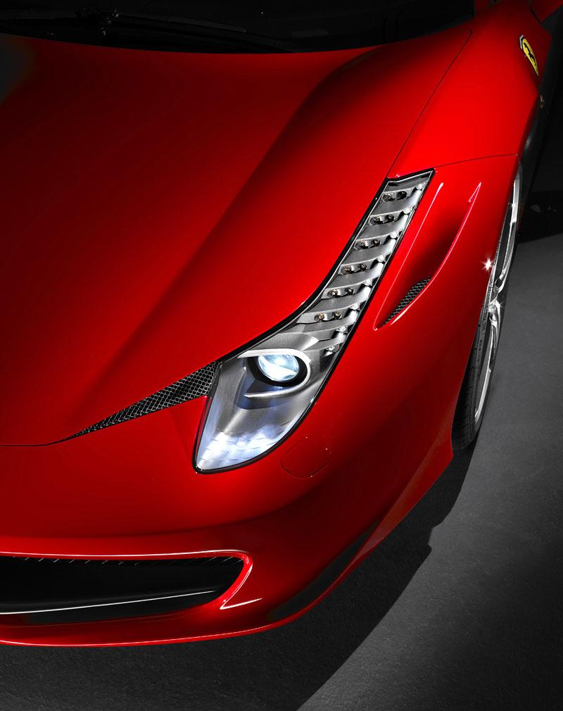 Frankfurt 2009 živě: Ferrari 458 Italia – první dojmy: - fotka 51