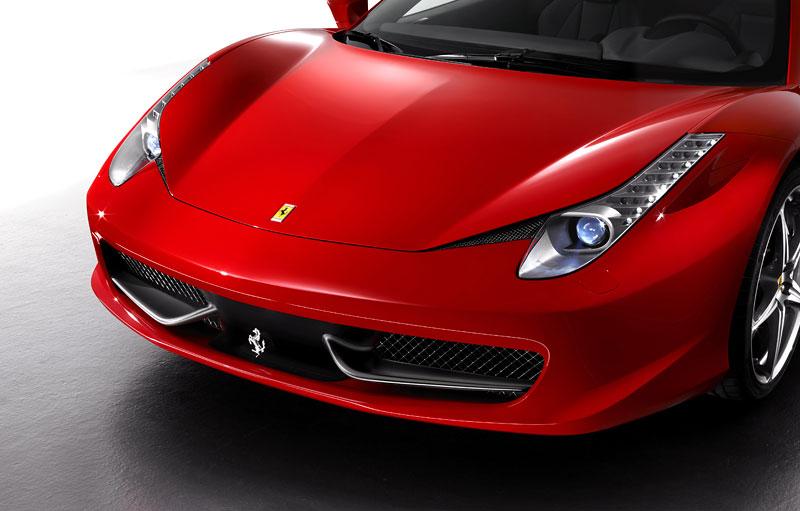Frankfurt 2009 živě: Ferrari 458 Italia – první dojmy: - fotka 54