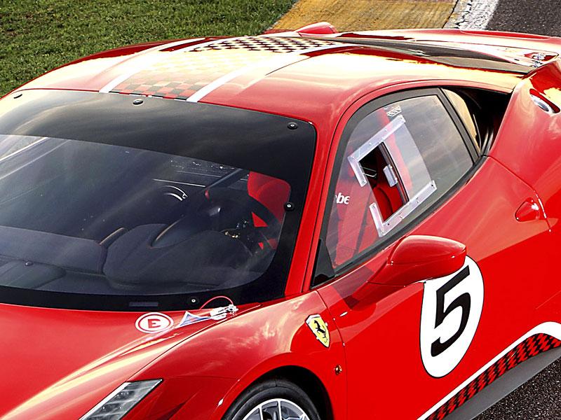 Ferrari 458 Challenge: nový stroj pro značkový pohár: - fotka 3