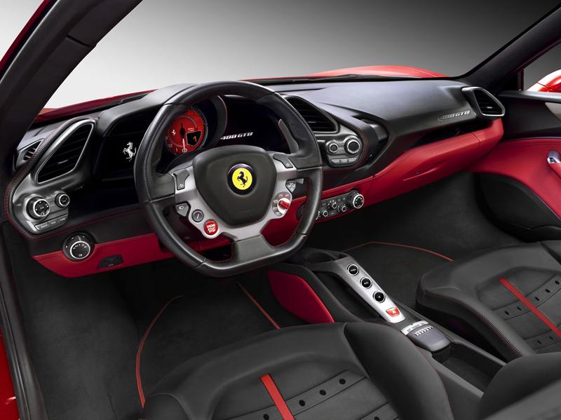 Ferrari 488 GTB: Nástupce modelu 458 Italia oficiálně: - fotka 2