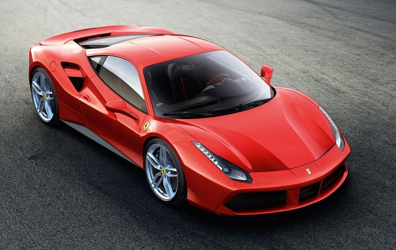 Ferrari 488 GTB: Nástupce modelu 458 Italia oficiálně: - fotka 6