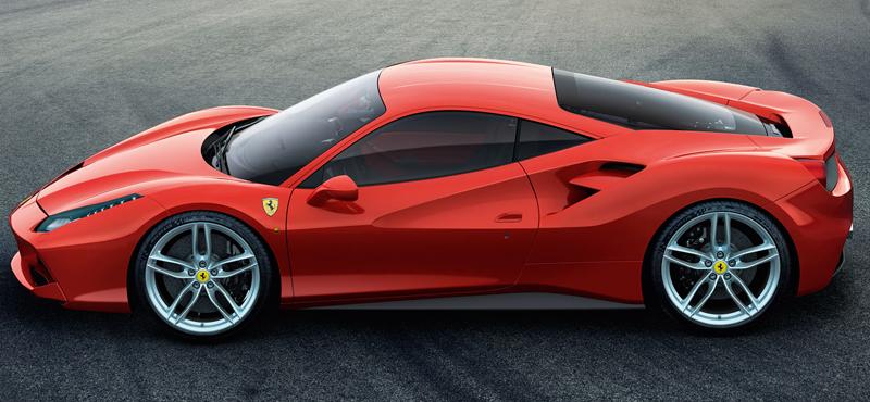 Ferrari 488 GTB: Nástupce modelu 458 Italia oficiálně: - fotka 7