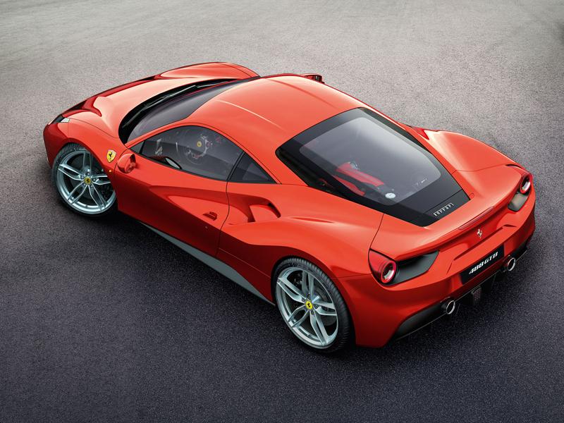 Ferrari 488 GTB: Nástupce modelu 458 Italia oficiálně: - fotka 8