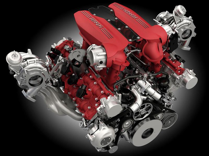 Ferrari 488 GTB: Nástupce modelu 458 Italia oficiálně: - fotka 10