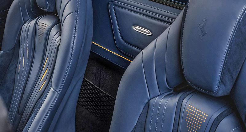 Ferrari 488 Spider by Carlex Design je rapsodie v modrém: - fotka 9