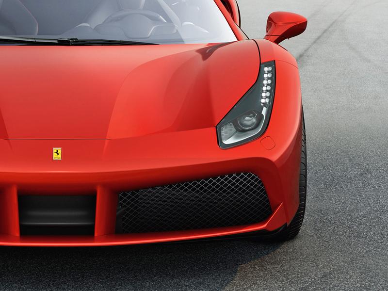 Ferrari 488 GTB: Nástupce modelu 458 Italia oficiálně: - fotka 13