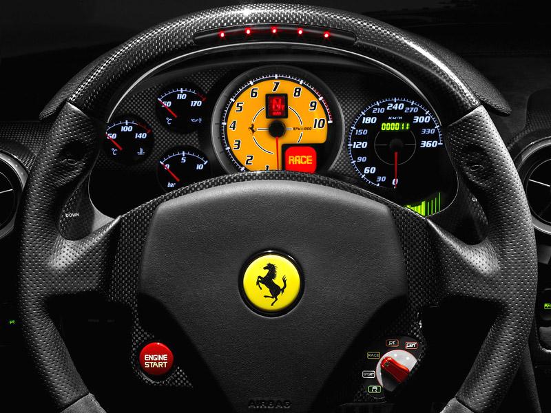 Ferrari 430 Scuderia: Česko hlásí, vyprodáno…: - fotka 1