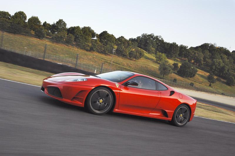 Ferrari 430 Scuderia: Česko hlásí, vyprodáno…: - fotka 9
