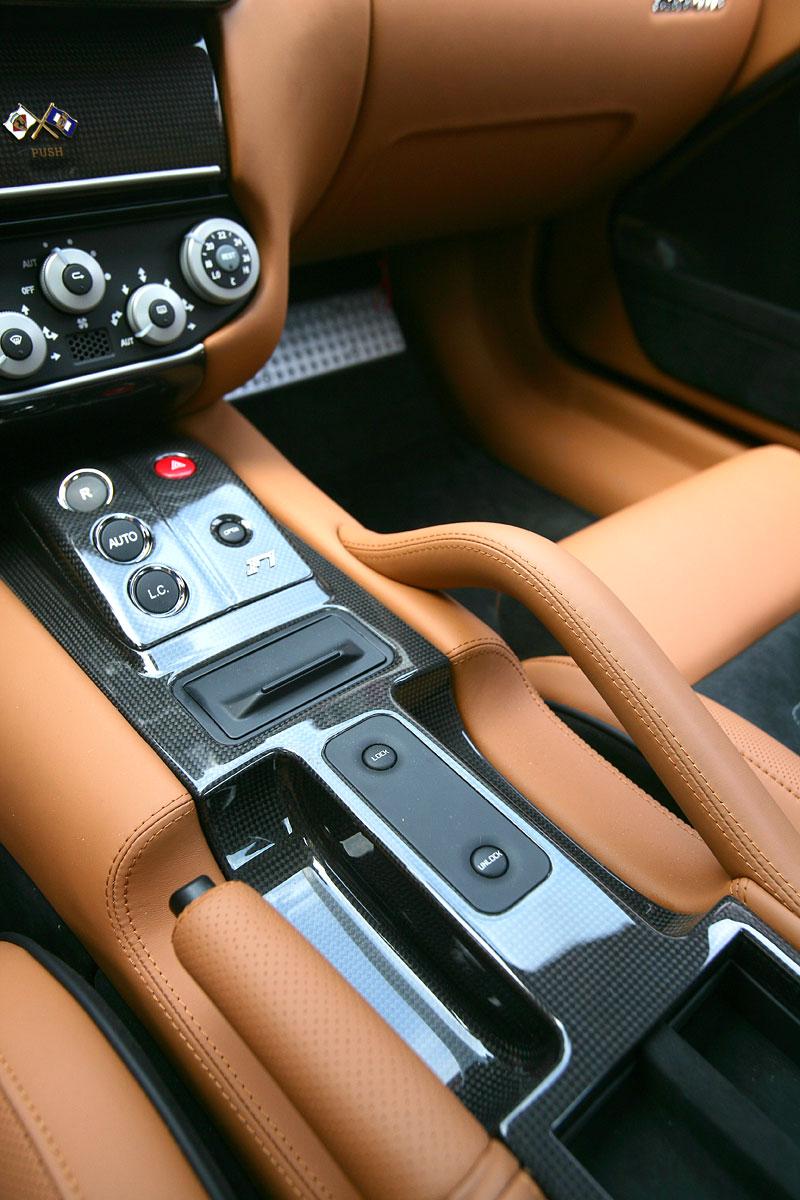 Paket HGTE pro Ferrari 599 GTB přichází do prodeje: - fotka 5