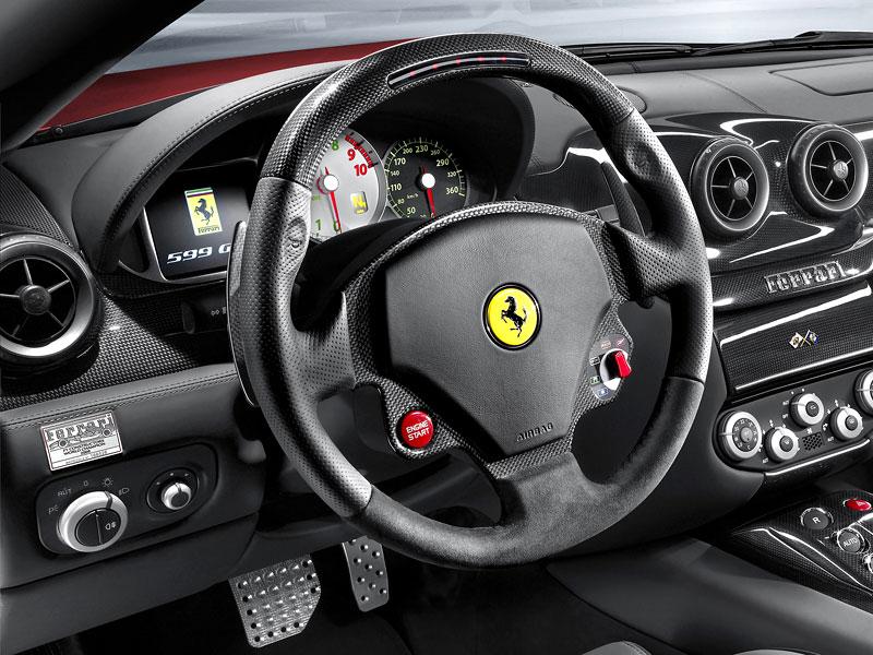 Autosalon Ženeva: Ferrari 599 GTB Fiorano HGTE: - fotka 4