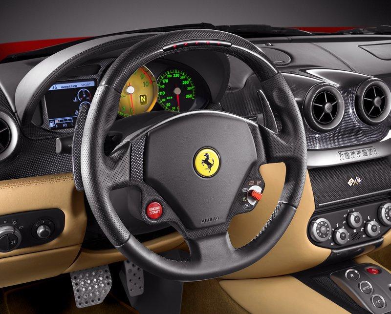 Ferrari představí v Ženevě koncept hybridního 599 GTB!: - fotka 10