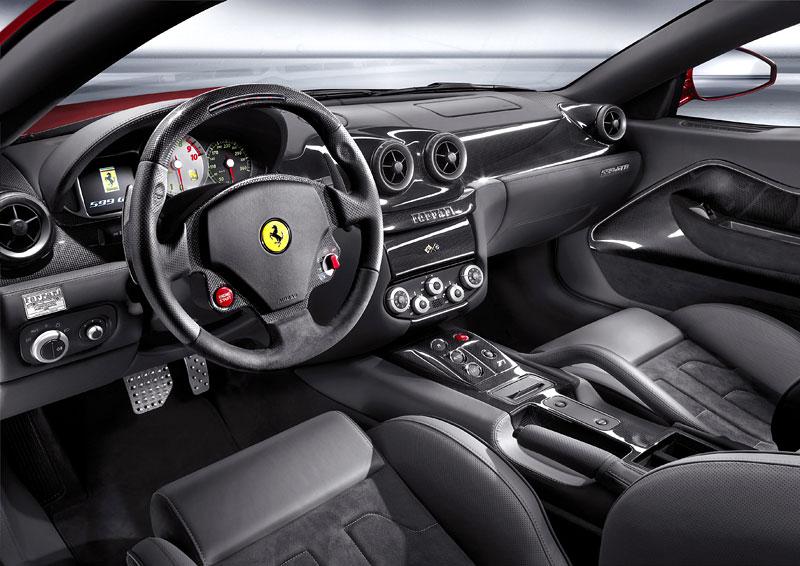 Autosalon Ženeva: Ferrari 599 GTB Fiorano HGTE: - fotka 5