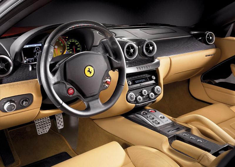 Ferrari představí v Ženevě koncept hybridního 599 GTB!: - fotka 11