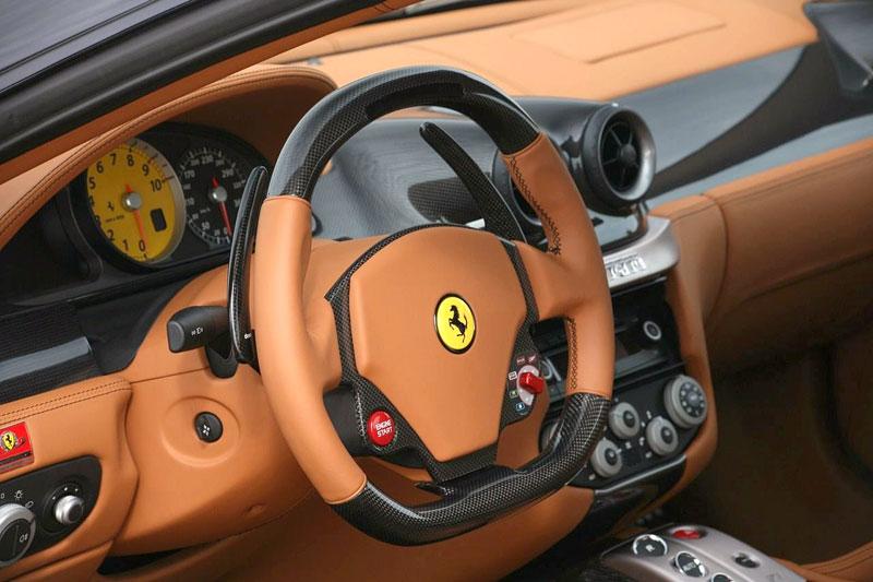 Ferrari 599 GTB Fiorano s dopingem od Novitec Rosso: - fotka 1