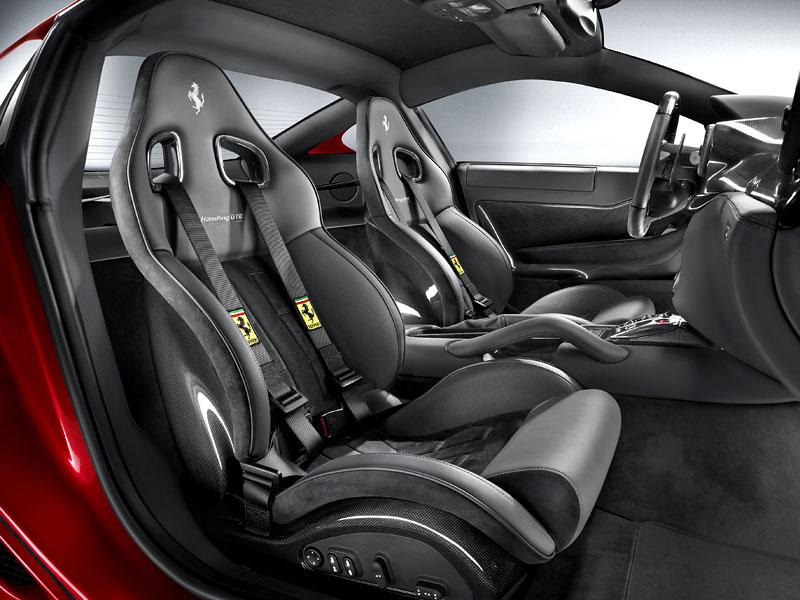 Autosalon Ženeva: Ferrari 599 GTB Fiorano HGTE: - fotka 6
