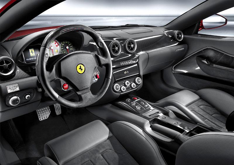 Paket HGTE pro Ferrari 599 GTB přichází do prodeje: - fotka 6