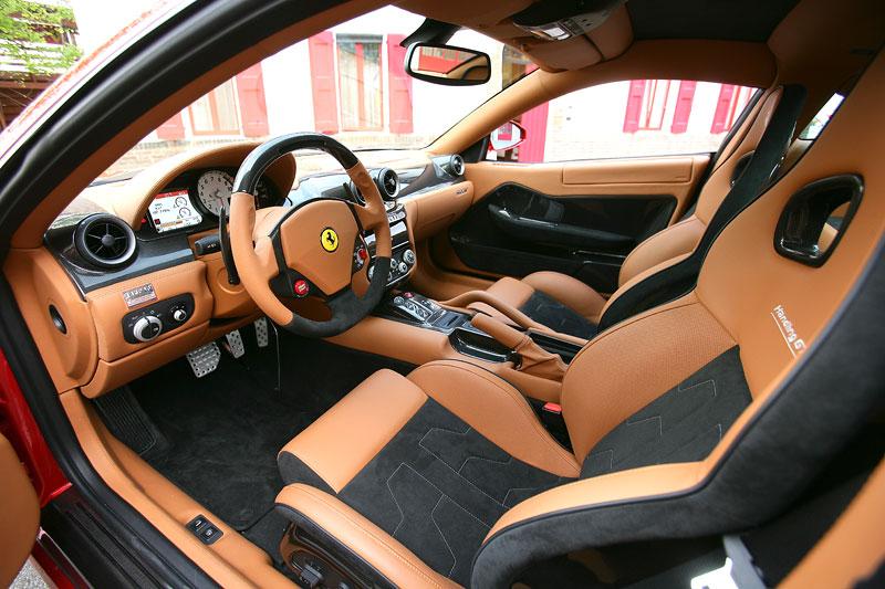 Paket HGTE pro Ferrari 599 GTB přichází do prodeje: - fotka 7