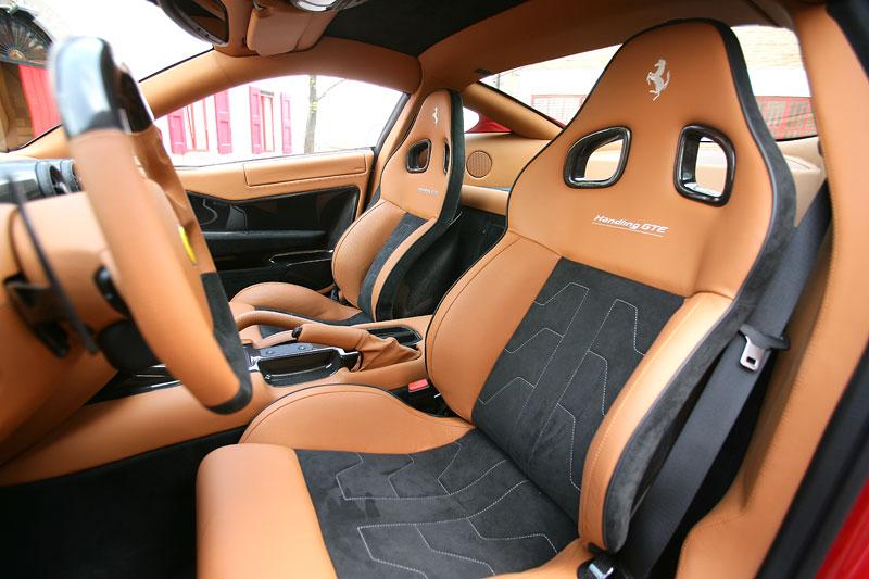 Paket HGTE pro Ferrari 599 GTB přichází do prodeje: - fotka 8