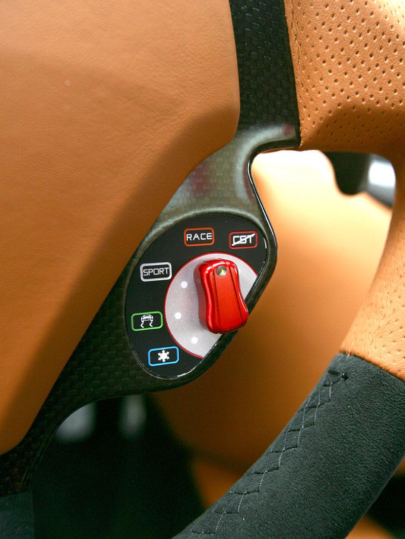 Paket HGTE pro Ferrari 599 GTB přichází do prodeje: - fotka 11