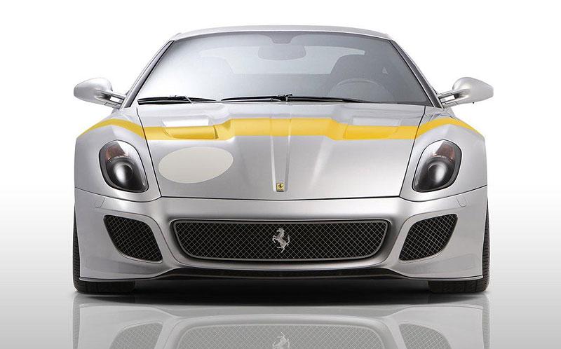 Ženeva 2011: Ferrari 599 GTO by Novitec Rosso: - fotka 1