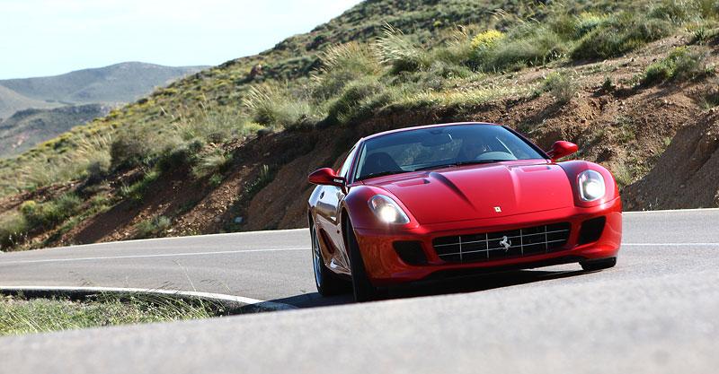 Paket HGTE pro Ferrari 599 GTB přichází do prodeje: - fotka 14