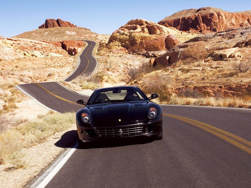 Ferrari představí v Ženevě koncept hybridního 599 GTB!: - fotka 15