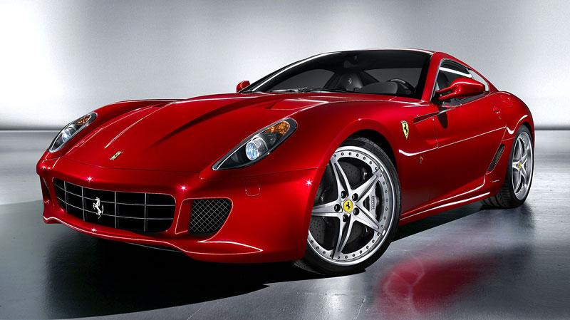 Autosalon Ženeva: Ferrari 599 GTB Fiorano HGTE: - fotka 8