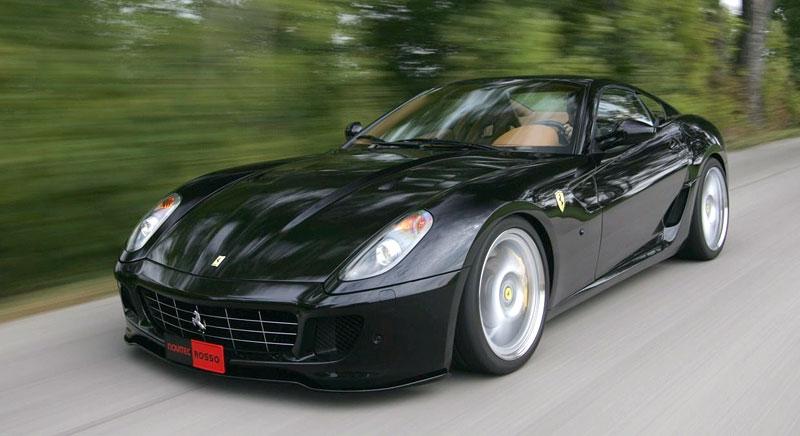 Ferrari 599 GTB Fiorano s dopingem od Novitec Rosso: - fotka 4