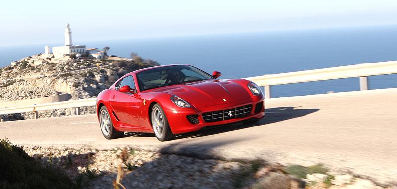 Paket HGTE pro Ferrari 599 GTB přichází do prodeje: - fotka 16