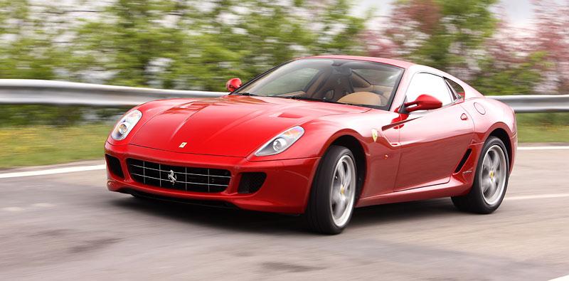 Paket HGTE pro Ferrari 599 GTB přichází do prodeje: - fotka 18