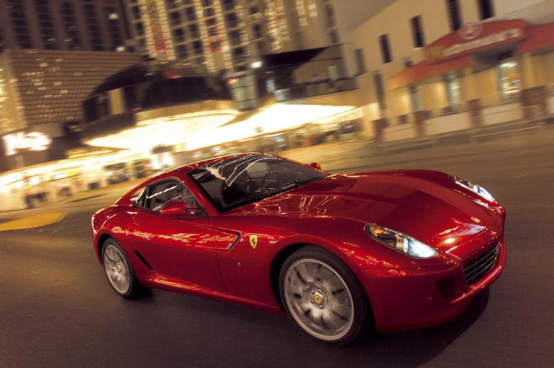 Ferrari představí v Ženevě koncept hybridního 599 GTB!: - fotka 20