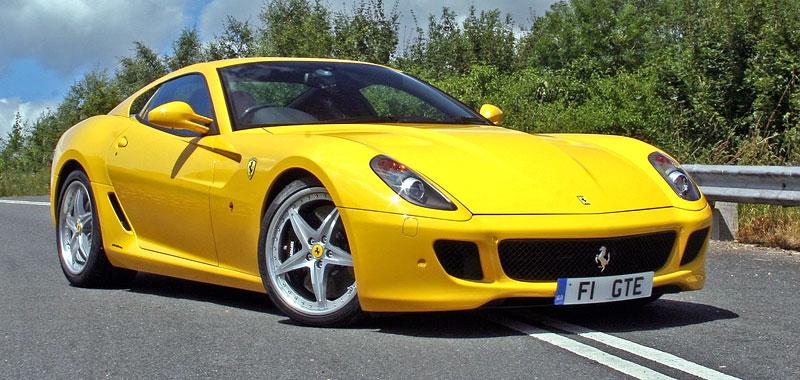 Paket HGTE pro Ferrari 599 GTB přichází do prodeje: - fotka 21