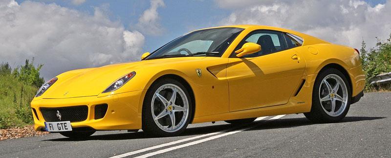 Paket HGTE pro Ferrari 599 GTB přichází do prodeje: - fotka 22