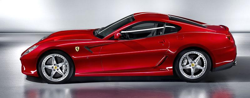 Autosalon Ženeva: Ferrari 599 GTB Fiorano HGTE: - fotka 10