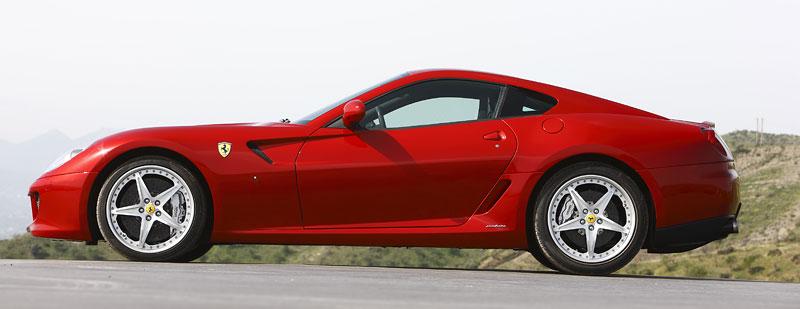 Paket HGTE pro Ferrari 599 GTB přichází do prodeje: - fotka 23