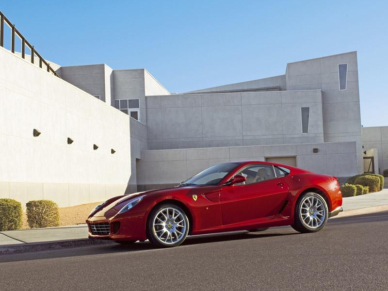 Ferrari představí v Ženevě koncept hybridního 599 GTB!: - fotka 21