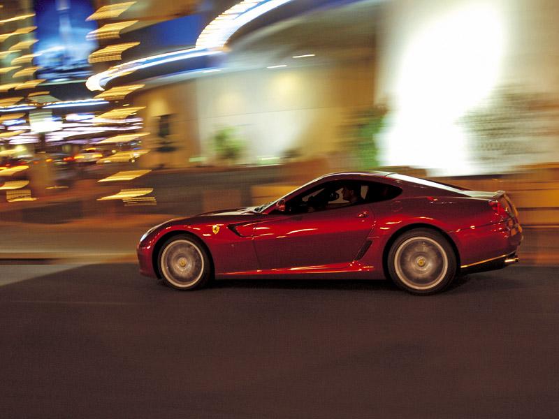 Ferrari představí v Ženevě koncept hybridního 599 GTB!: - fotka 22